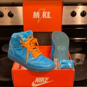 Nike Air Jordan Gatorade edition